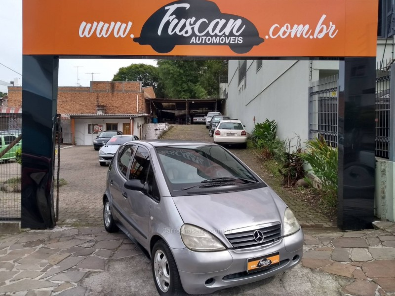 classe a 1.6 160 classic gasolina 4p manual 2000 caxias do sul