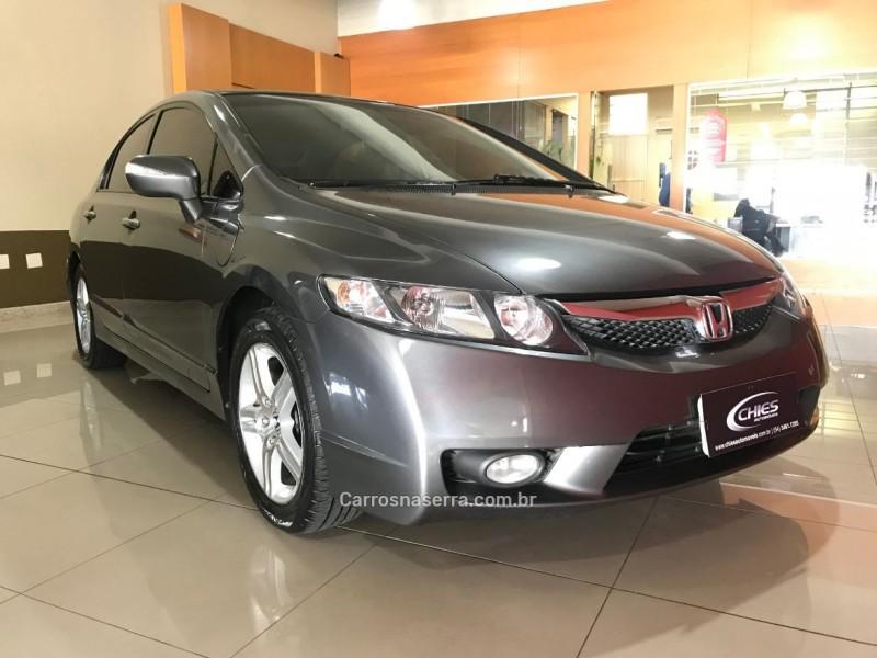 civic 1.8 lxs 16v gasolina 4p automatico 2008 carlos barbosa