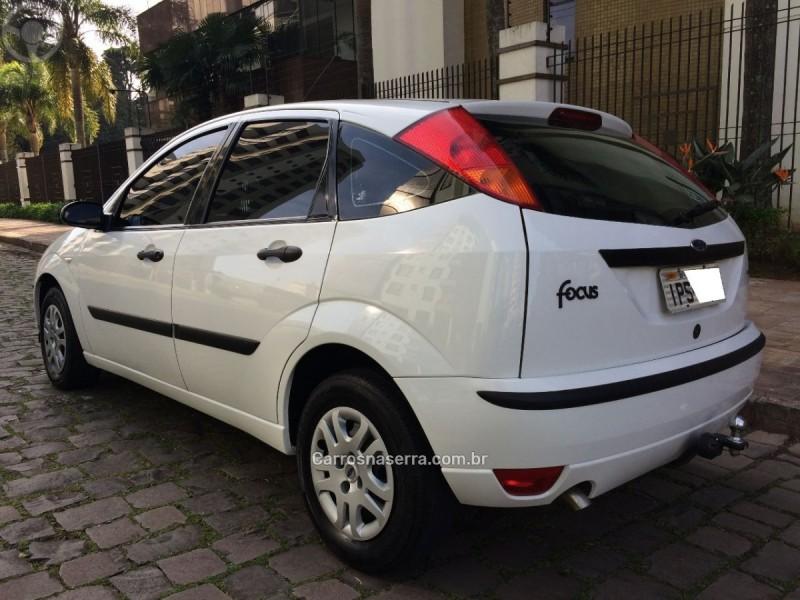 FOCUS 1.6 GL 16V FLEX 4P MANUAL - 2009 - CAXIAS DO SUL