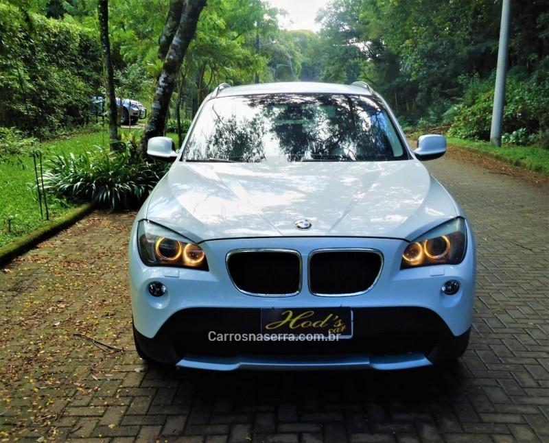 x1 2.0 18i s drive 4x2 16v gasolina 4p automatico 2012 canela