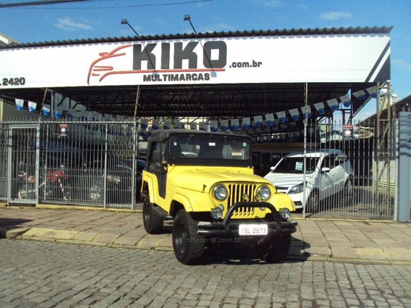 jeep 1967 caxias do sul