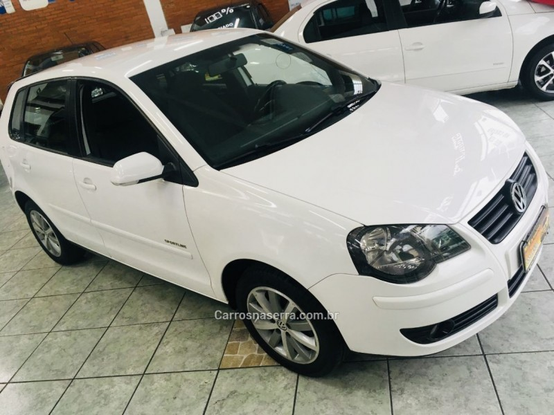 polo 1.6 mi sportline 8v flex 4p manual 2011 caxias do sul
