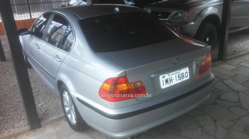 325I 2.5 SEDAN 24V GASOLINA 4P AUTOMÁTICO - 2004 - CAXIAS DO SUL