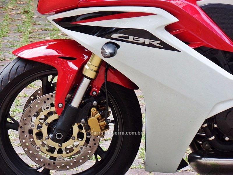 CBR 600F  - 2012 - CAXIAS DO SUL