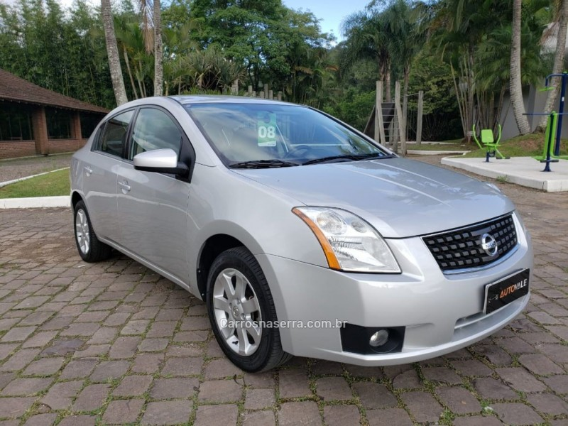 sentra 2008 vale real