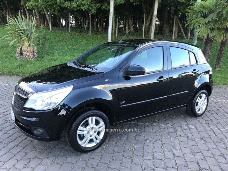 agile 1.4 mpfi ltz 8v flex 4p manual 2011 caxias do sul