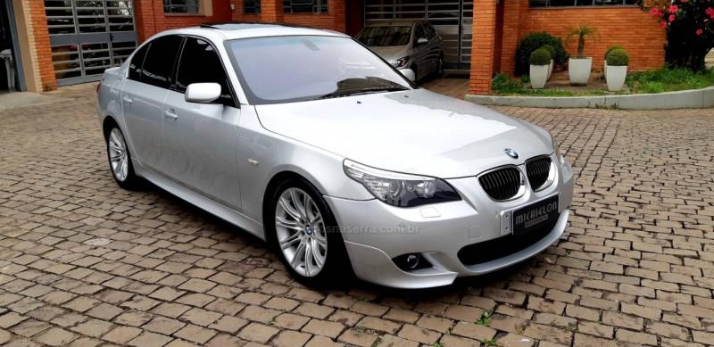 550i 4.8 sport sedan v8 32v gasolina 4p automatico 2008 caxias do sul