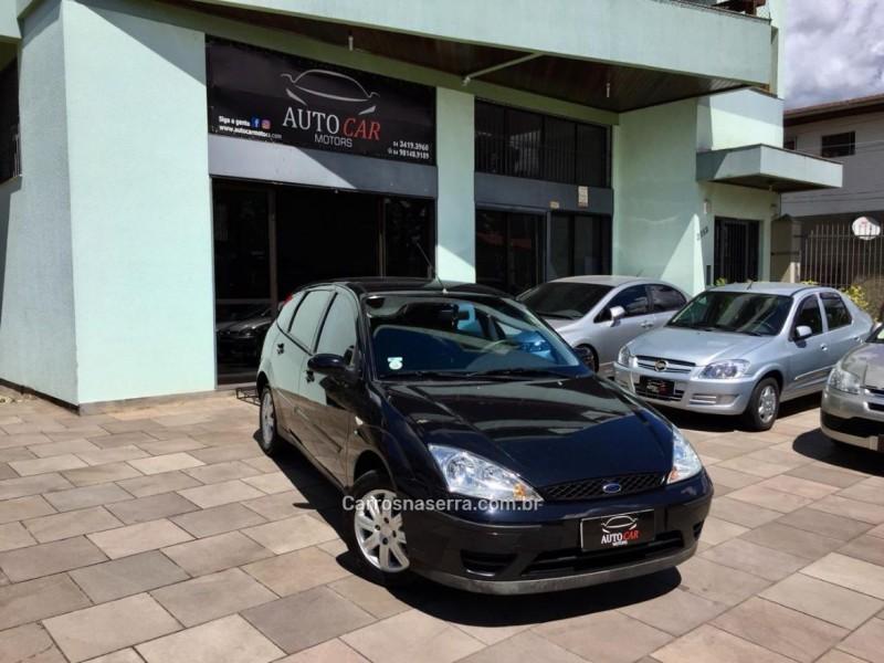 focus 1.6 8v gasolina 4p manual 2009 caxias do sul