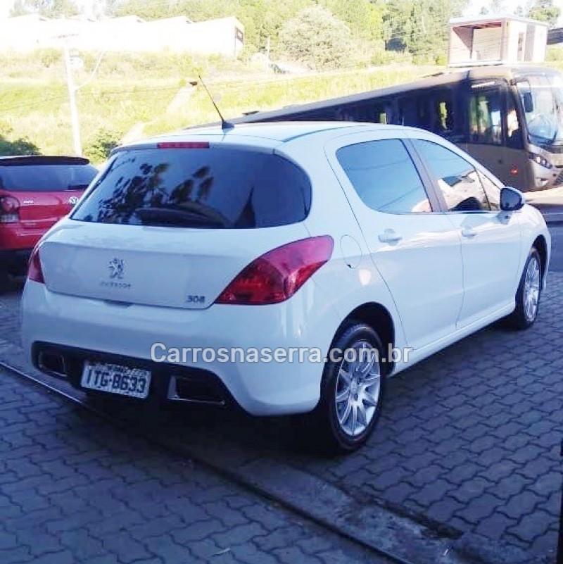 308 1.6 allure thp 16v gasolina 4p manual 2013 caxias do sul