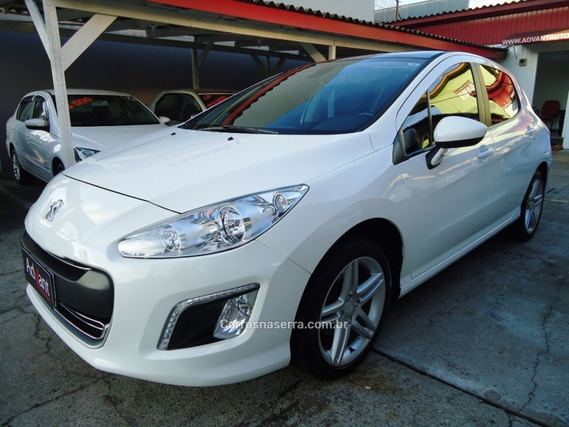 308 1.6 active 16v flex 4p manual 2015 caxias do sul
