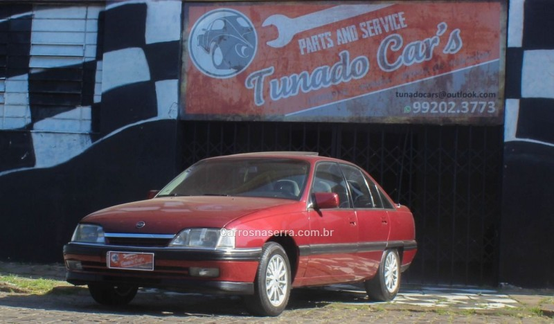 omega 4.1 sfi gls 12v gasolina 4p manual 1995 caxias do sul
