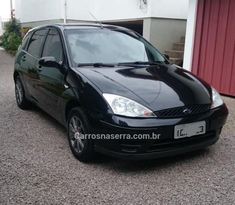 focus 1.6 gl 8v flex 4p manual 2008 bento goncalves