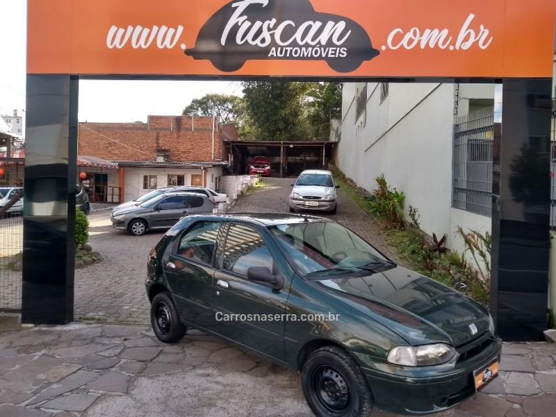 palio 1.0 mpi ed 8v gasolina 4p manual 2000 caxias do sul