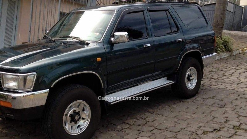 hilux sw4 2.8 4x4 8v diesel 4p manual 1994 farroupilha