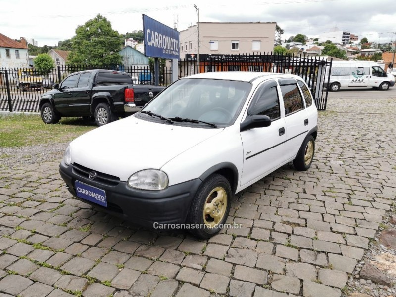 corsa 1.0 mpfi super 8v gasolina 4p manual 1997 sao marcos