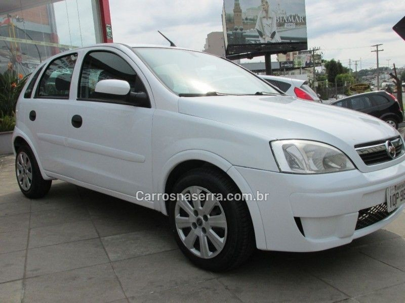 corsa 1.0 mpfi joy 8v flex 4p manual 2008 bento goncalves