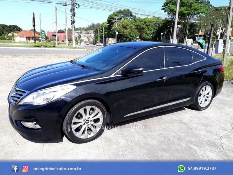 azera 3.3 mpfi gls sedan v6 24v gasolina 4p automatico 2013 bento goncalves