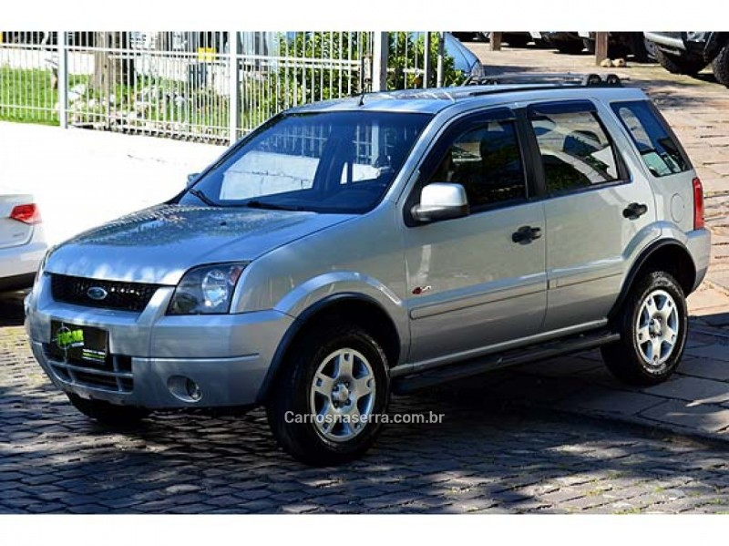 ecosport 2.0 4wd 16v gasolina 4p manual 2005 caxias do sul