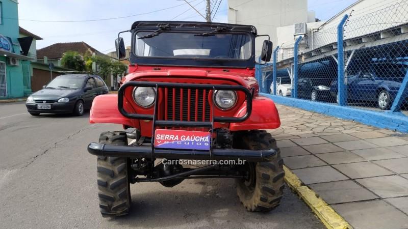 jeep 1962 bento goncalves
