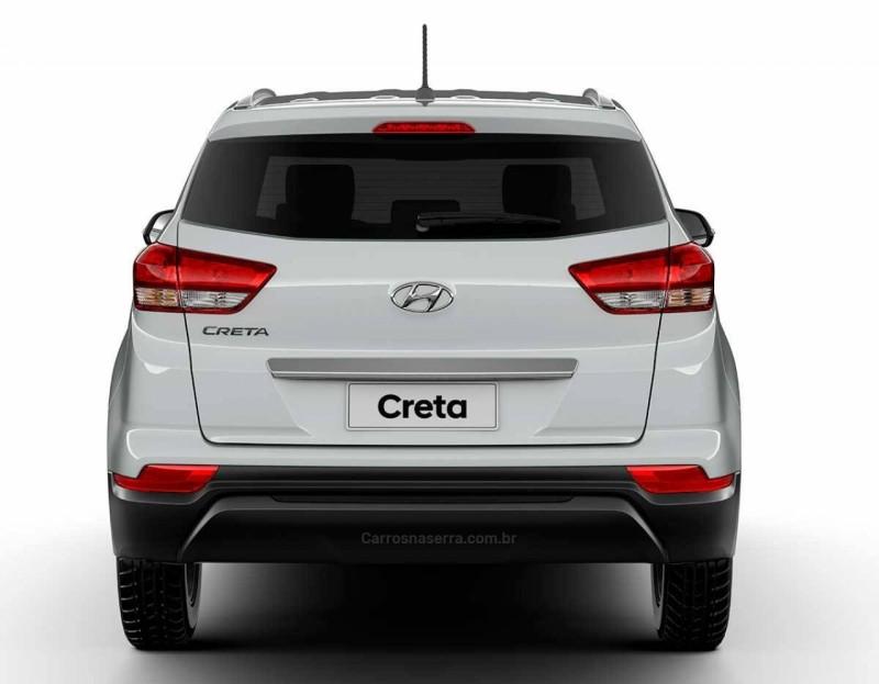 CRETA 1.6 16V ACTION FLEX 4P AUTOM - 2021 - FLORES DA CUNHA