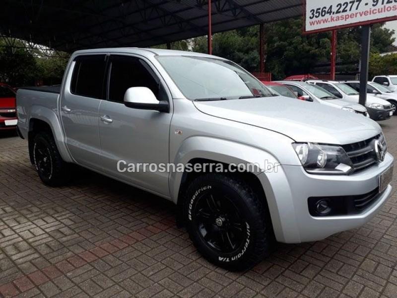 amarok 2.0 trendline 4x4 cd 16v turbo intercooler diesel 4p manual 2013 dois irmaos