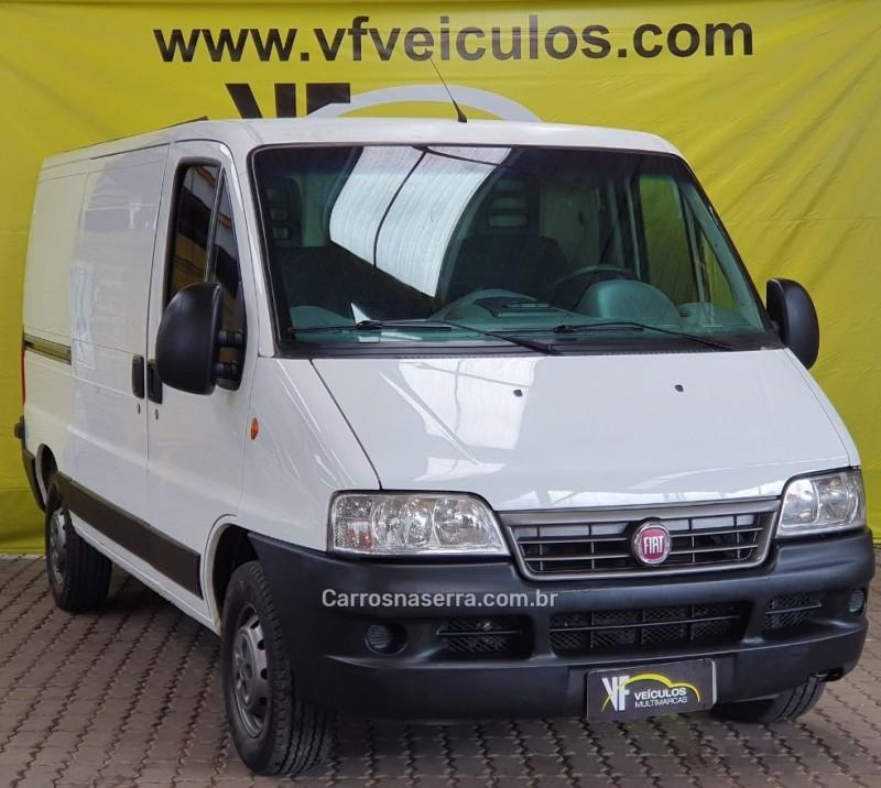 ducato 2.3 maxicargo 10 16v turbo diesel 4p manual 2013 caxias do sul