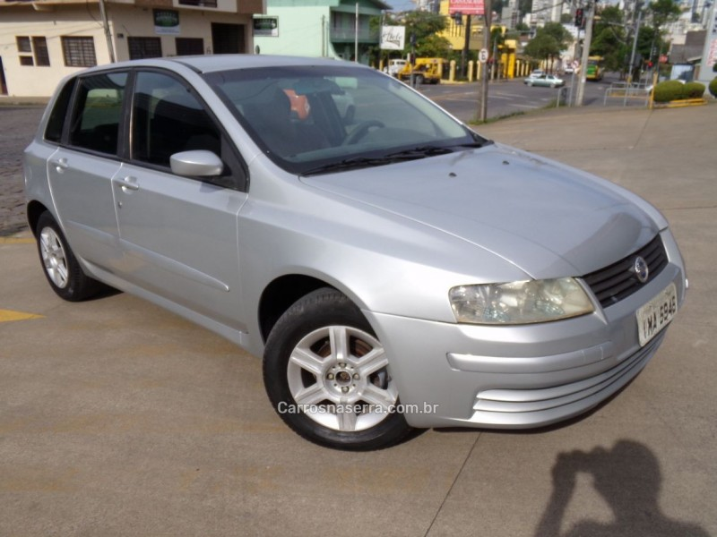 stilo 1.8 mpi 8v flex 4p manual 2005 caxias do sul