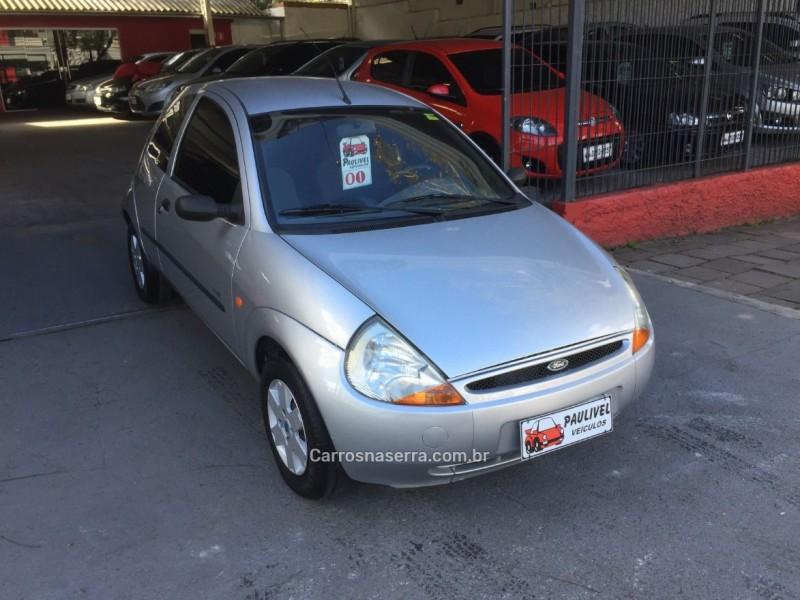 ka 1.0 gl image 8v gasolina 2p manual 2000 caxias do sul