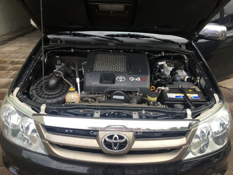 HILUX SW4 3.0 SRV 4X4 16V TURBO INTERCOOLER DIESEL 4P MANUAL - 2008 - GARIBALDI