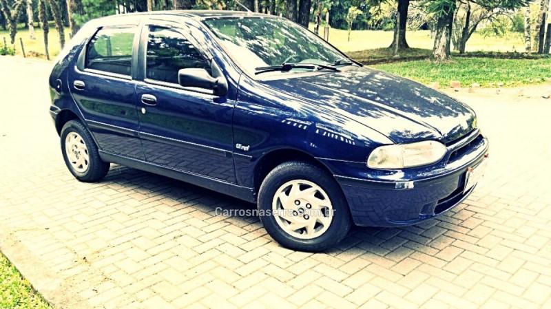 palio 1.5 mpi el 8v gasolina 4p manual 1997 caxias do sul