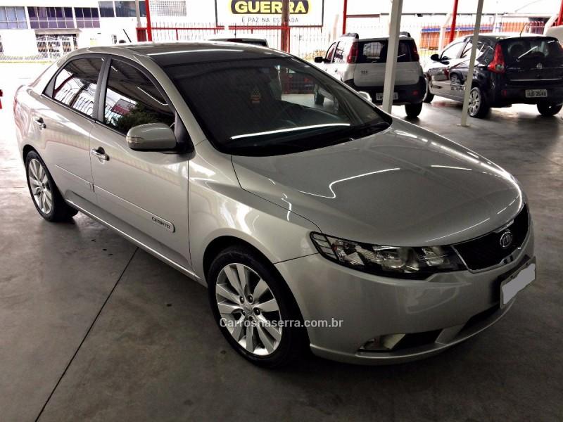 cerato 1.6 ex sedan 16v gasolina 4p manual 2010 caxias do sul