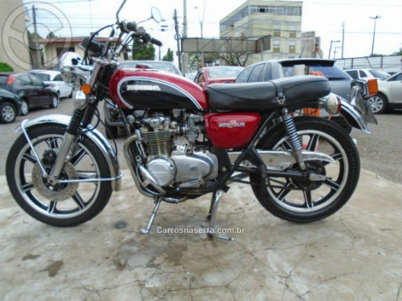 CB 500 FOUR - 1974 - CAXIAS DO SUL