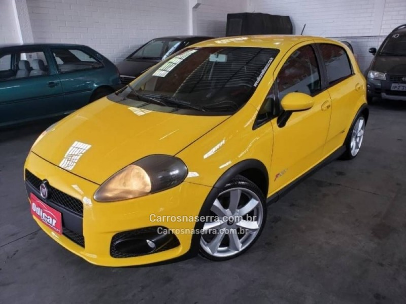 punto 1.4 mpi 16v t jet gasolina 4p manual 2010 caxias do sul