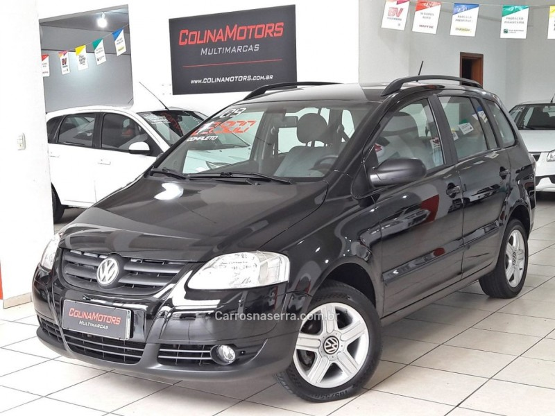 spacefox 1.6 mi 8v flex 4p manual 2009 caxias do sul