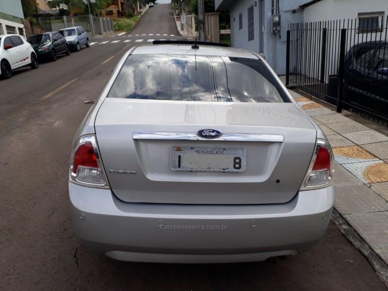 FUSION 2.3 SEL 16V GASOLINA 4P AUTOMÁTICO - 2008 - BOM PRINCíPIO