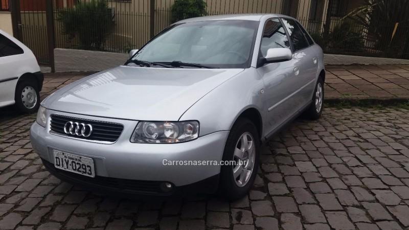 a3 1.8 20v gasolina 4p automatico 2003 caxias do sul
