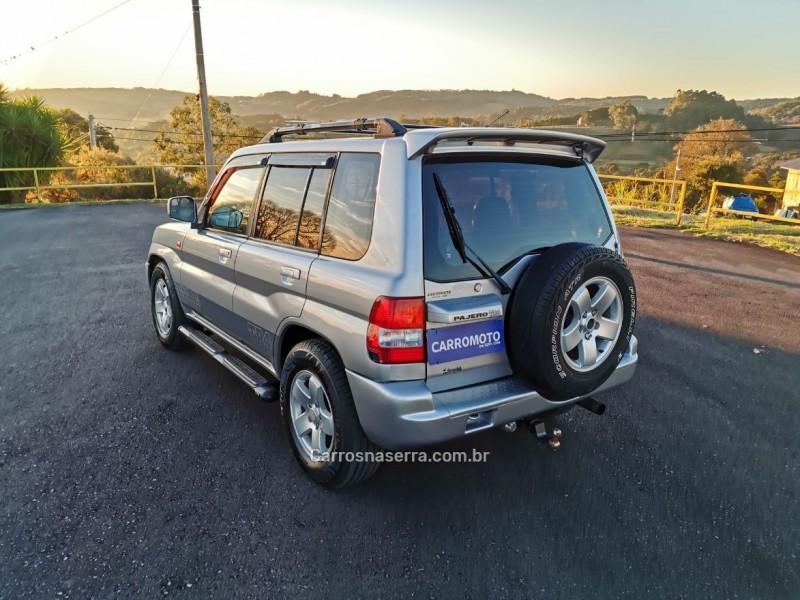 pajero tr4 2.0 4x4 16v 131cv gasolina 4p automatico 2007 sao marcos