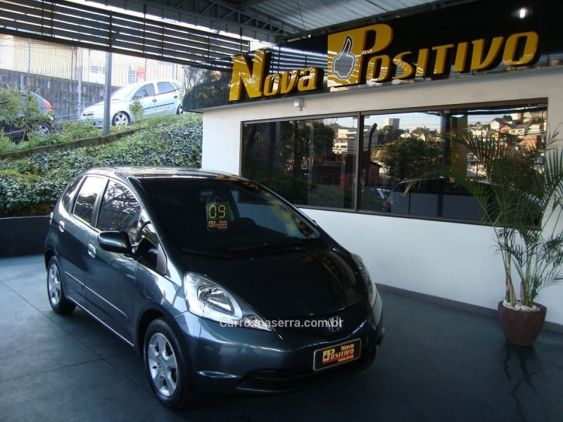 fit 1.4 lxl 8v gasolina 4p automatico 2009 caxias do sul