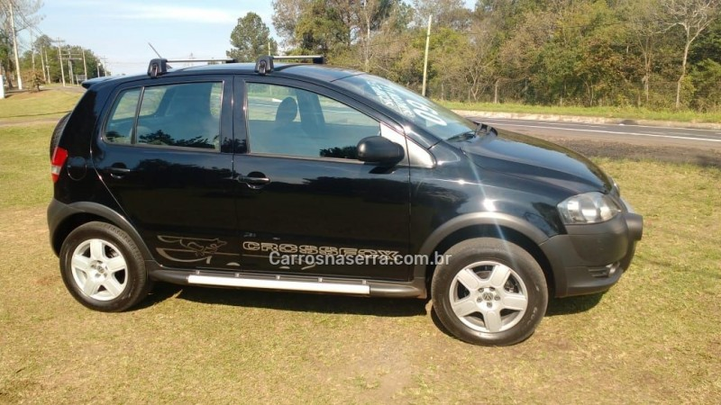 crossfox 1.6 mi flex 8v 4p manual 2009 sao sebastiao do cai