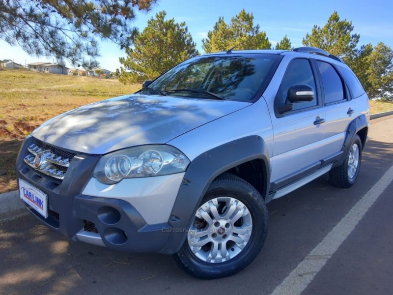 palio 1.8 mpi adventure locker weekend 16v flex 4p manual 2009 vacaria