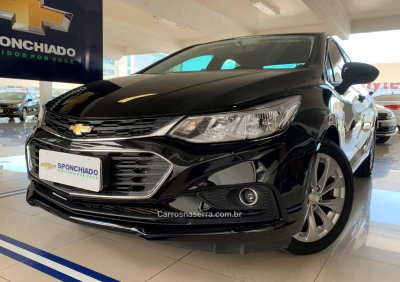 cruze 1.4 turbo lt 16v flex 4p automatico 2017 caxias do sul
