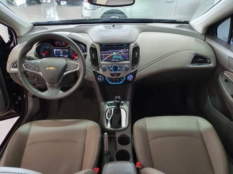 CRUZE 1.4 TURBO LTZ 16V FLEX 4P AUTOMÁTICO - 2019 - VERANóPOLIS