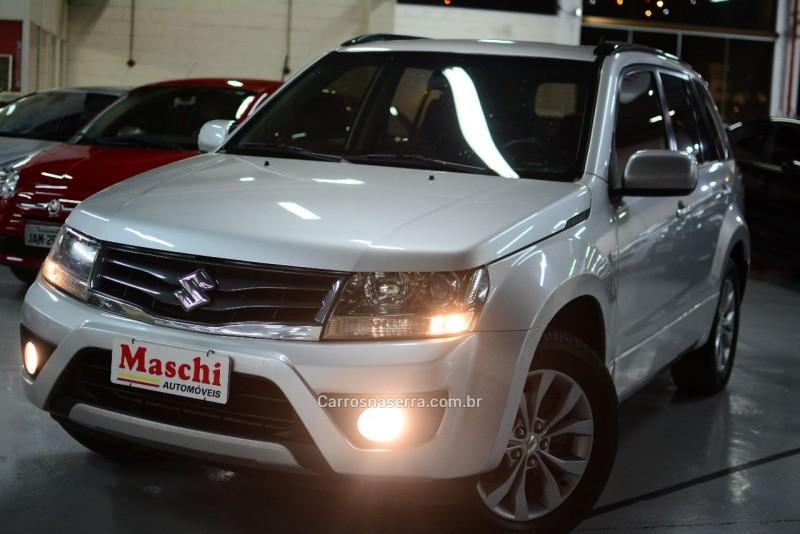grand vitara 2.0 4x2 16v gasolina 4p automatico 2013 caxias do sul