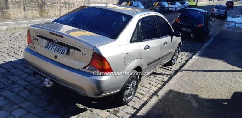 focus 2.0 glx sedan 16v flex 4p manual 2003 bento goncalves