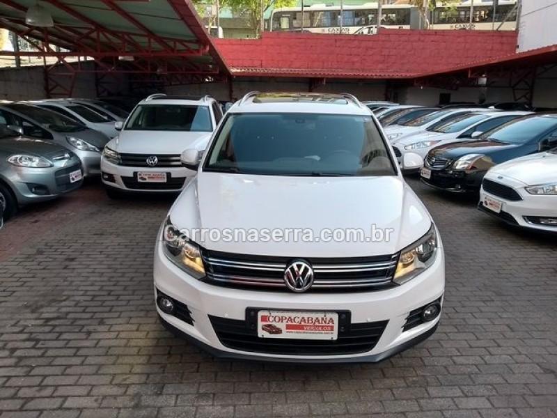 tiguan 2.0 tsi 16v turbo gasolina 4p tiptronic 2014 caxias do sul