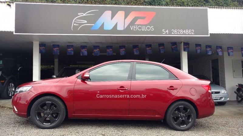 cerato 1.6 ex2 sedan 16v gasolina 4p manual 2010 farroupilha