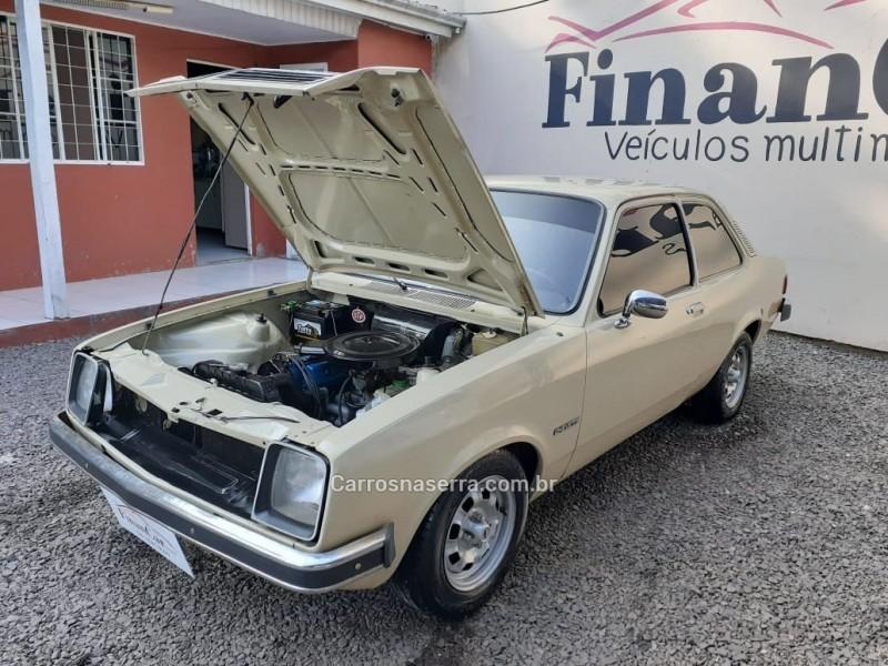 chevette 1.4 gp 8v gasolina 2p manual 1982 caxias do sul