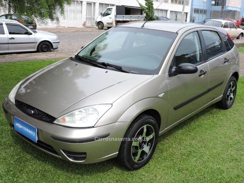 focus 1.6 8v gasolina 4p manual 2005 sao marcos