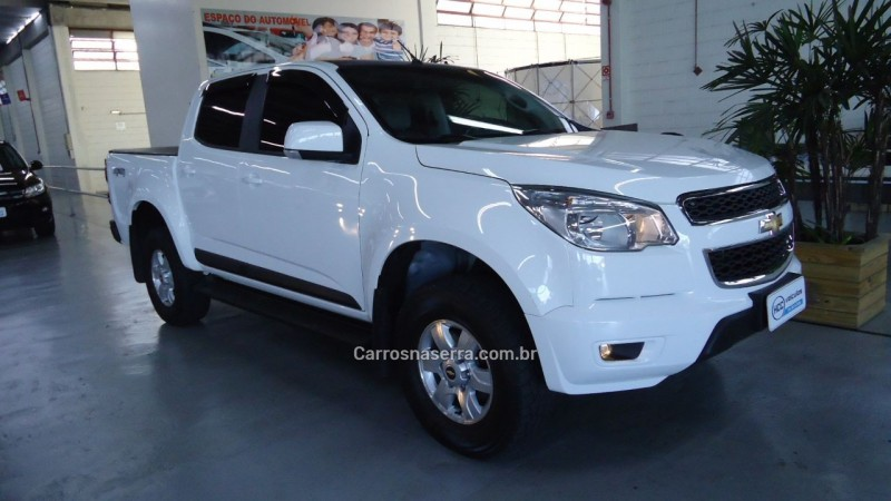 s10 2.5 lt 4x4 cd 16v flex 4p manual 2015 caxias do sul