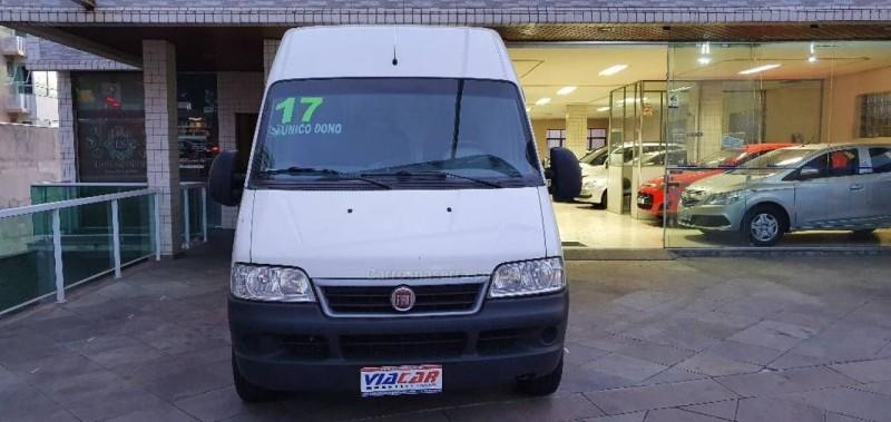 ducato 2.3 maxicargo 8v turbo diesel 3p manual 2017 bento goncalves